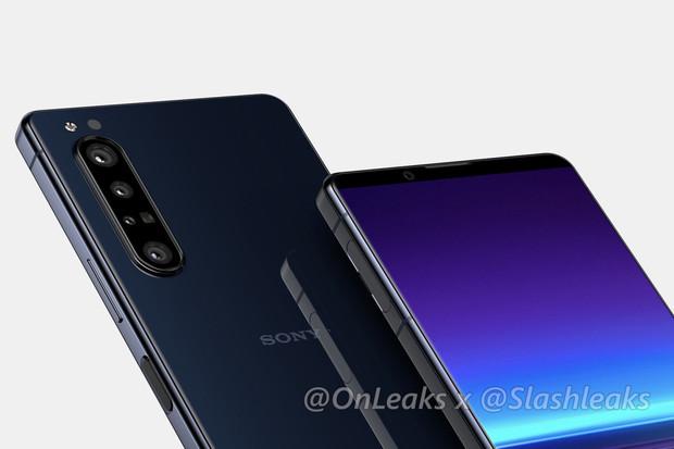 Sony Xperia 5 Plus má mít velký OLED displej a 3,5mm jack