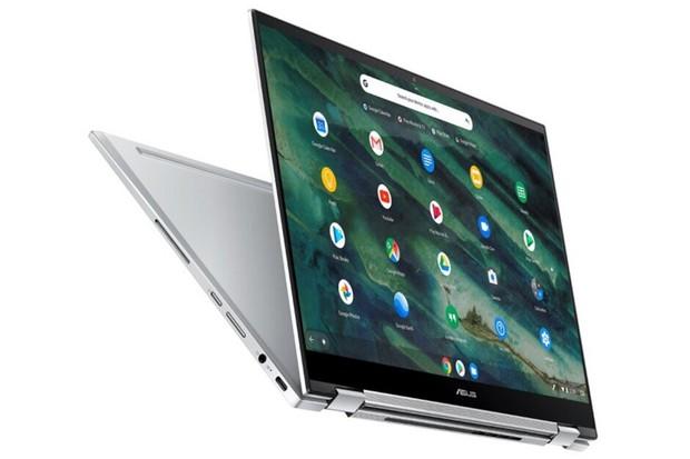 Chcete luxusní Chromebook? Je tu Flip C436 od ASUSu