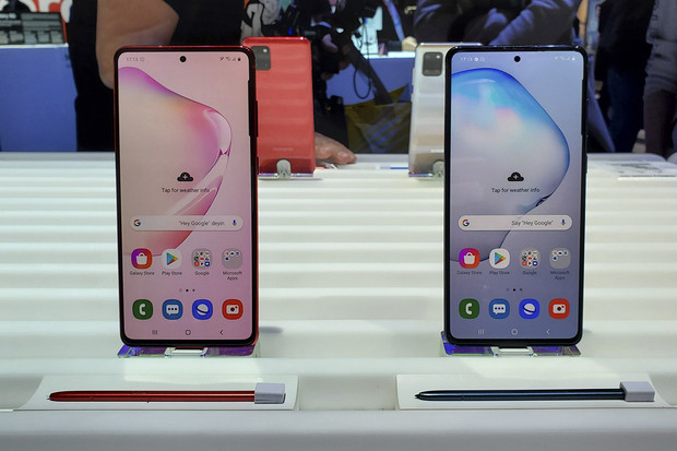Jaký je odlehčený Samsung Galaxy Note10 Lite naživo?