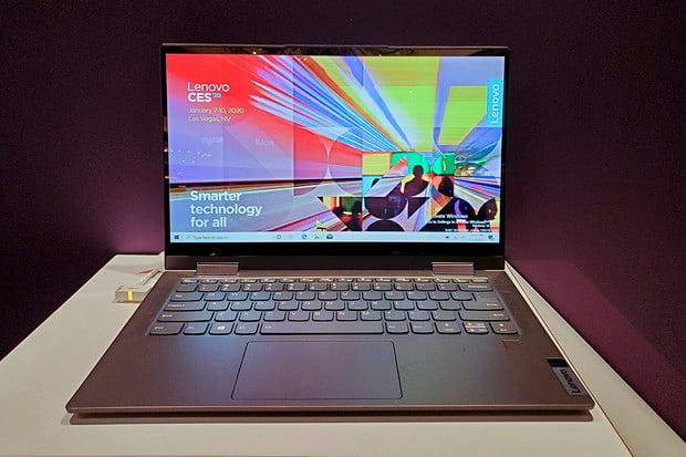 Lenovo Yoga 5G posouvá možnosti notebooků o krok dále