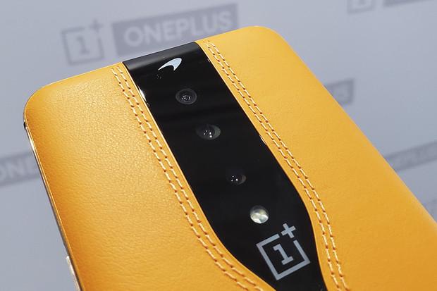 OnePlus Concept One je naživo opravdu jedinečný, k prodeji však určen není