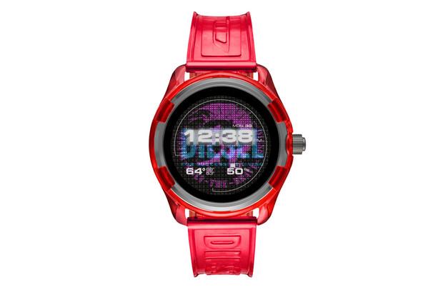 Diesel Fadelite s Wear OS si s jinými hodinkami nespletete