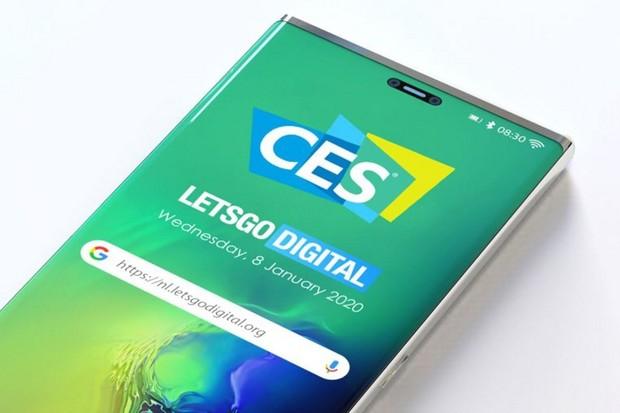 Samsung na CESu soukromě ukazoval telefon s rolovatelným displejem