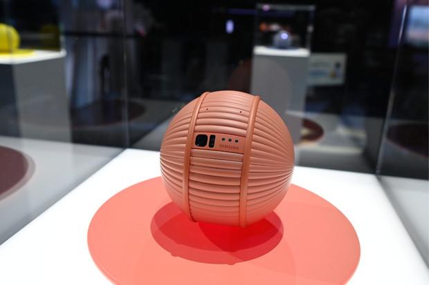 Navštivte s námi Samsung City a zjistěte, co dokáže roztomilý AI robot Ballie