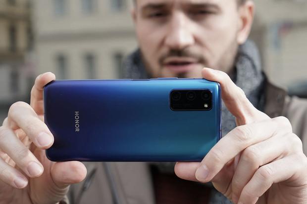 Jak se osvědčil 40Mpx fotoaparát Honoru V30 Pro?