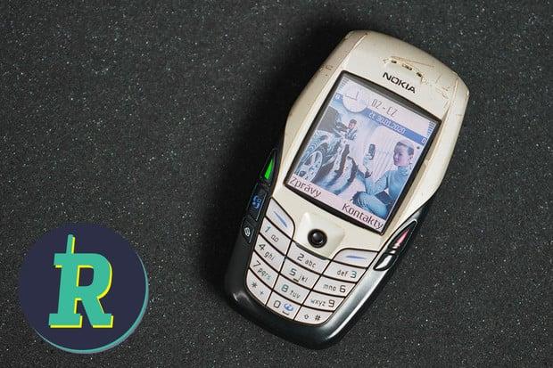 Retro: Nokia 6600 – počátky Symbianu v baculaté formě