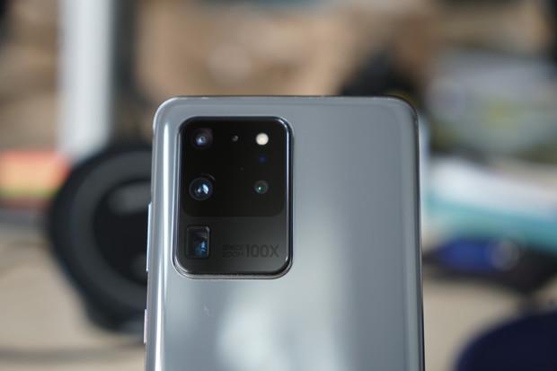 Poslední aktualizace řady Galaxy S20 vylepšuje autofocus fotoaparátu
