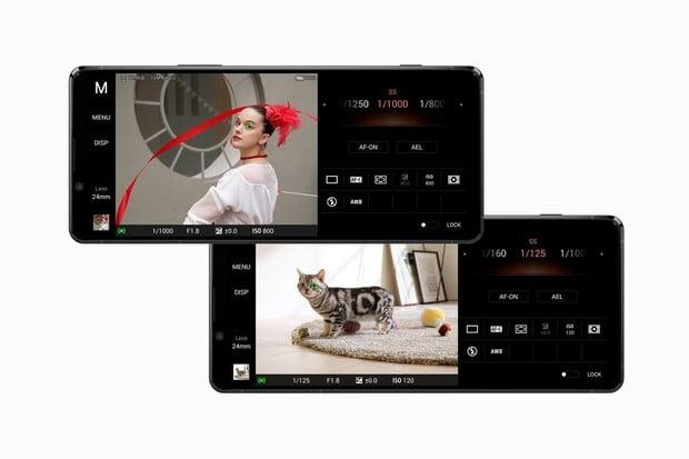 Prémiová Xperia 1 II od Sony ve videích: fotografka i hudebnice