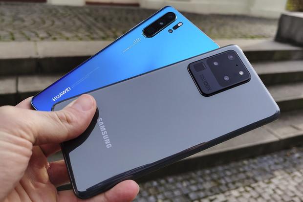 Samsung Galaxy S20 Ultra 5G vs. Huawei P30 Pro. Kdo ovládl disciplínu zoomování?