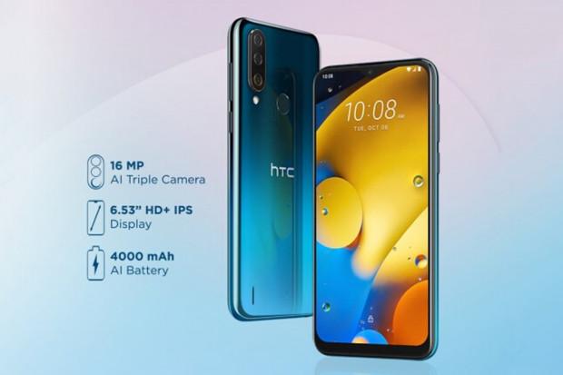 Novinka HTC Wildfire R70 chce oslnit trojitým fotoaparátem a velkým displejem