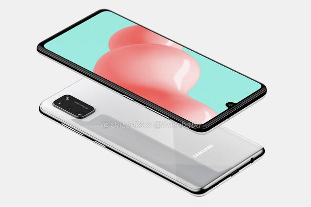 Stane se Samsung Galaxy A41 novým prodejním hitem? Známe specifikace