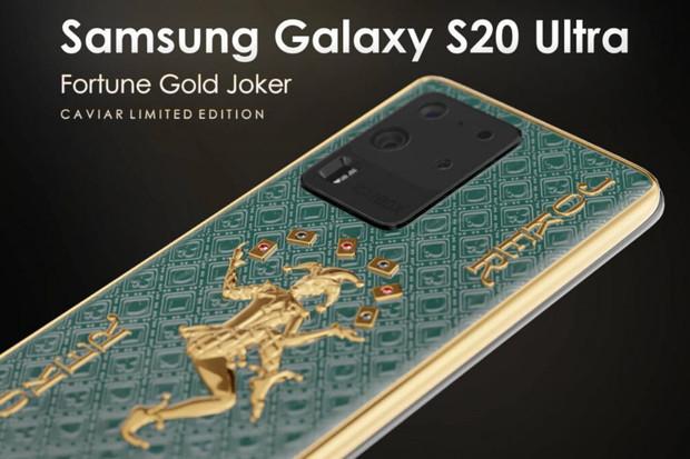 Galaxy S20 Ultra 5G dostal divokou kartu z Ruska. Podívejte se na superluxusní edici