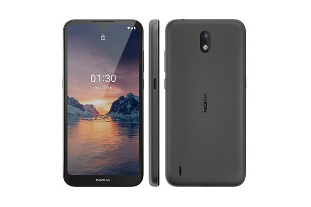Takto bude vypadat nejlevnější Nokia 1.3. Představí se zítra