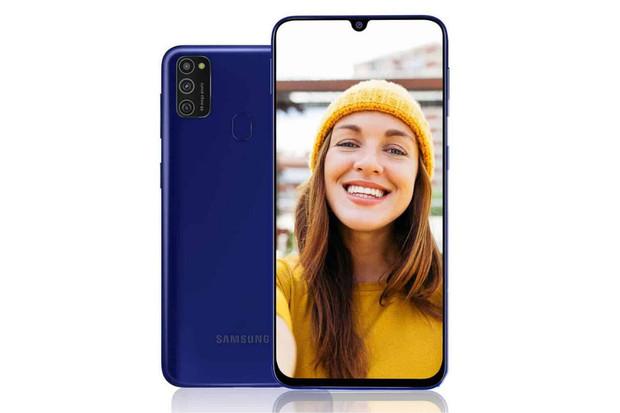 Právě představený Samsung Galaxy M21 se chlubí 6 000mAh baterií a 48Mpx snímačem