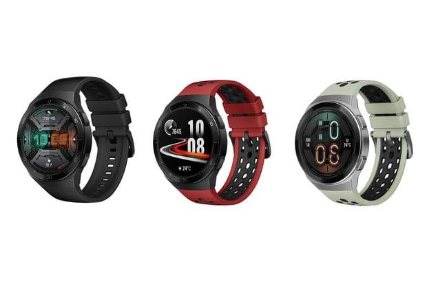 Známe podobu Huawei Watch GT2e. Dorazí 26. března spolu s řadou Huawei P40