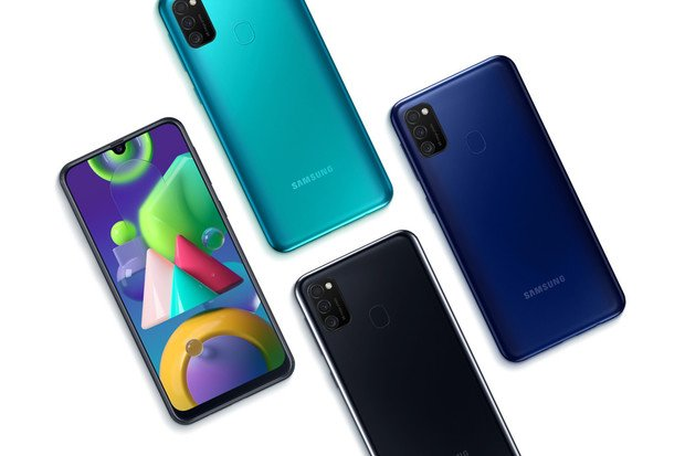 Image result for samsung Galaxy M21