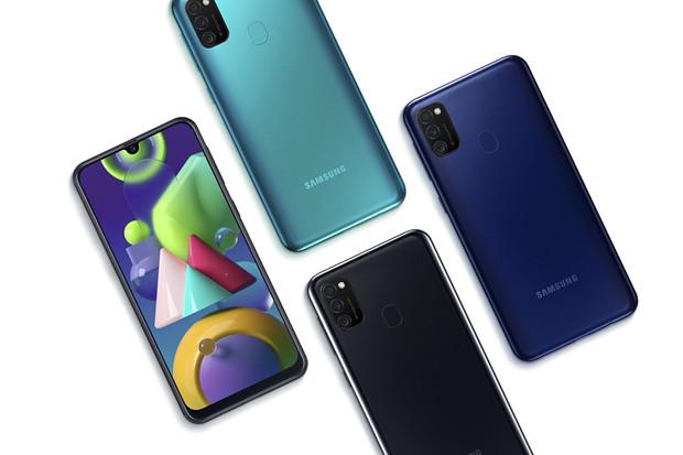Samsung Galaxy M21 s obrovskou baterií míří na český trh. Známe cenu