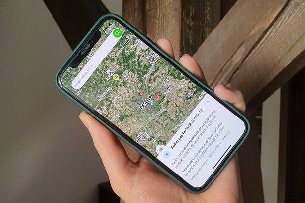 Mapy.cz oslavily milník. Jen za neděli využilo jejich aplikaci přes 600 tisíc lidí