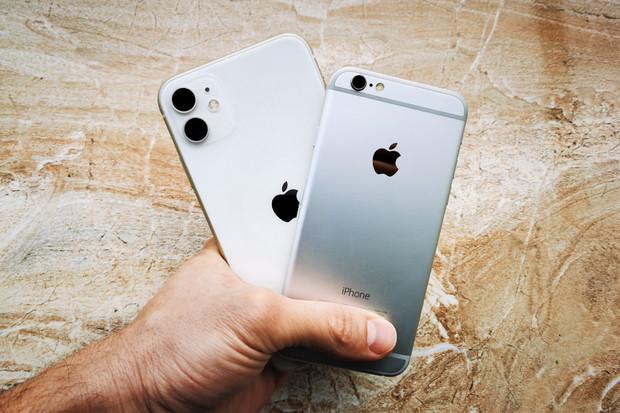 iPhone 6s zdokumentoval pád z výšky několika stovek metrů. Přežil bez úhony