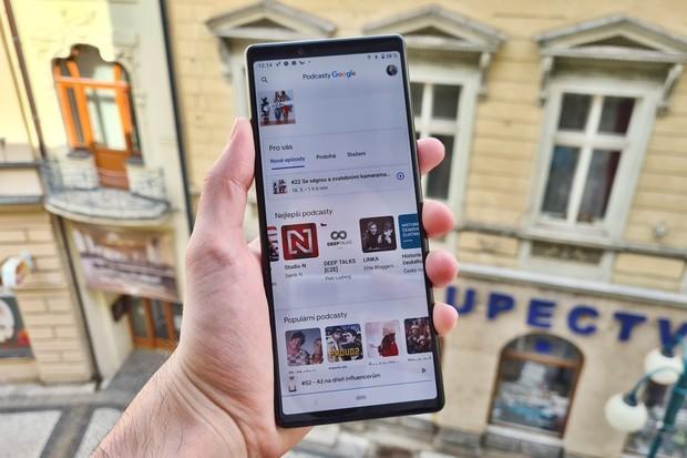 Podcasty Google mění vzhled a dorazily i k uživatelům iOS