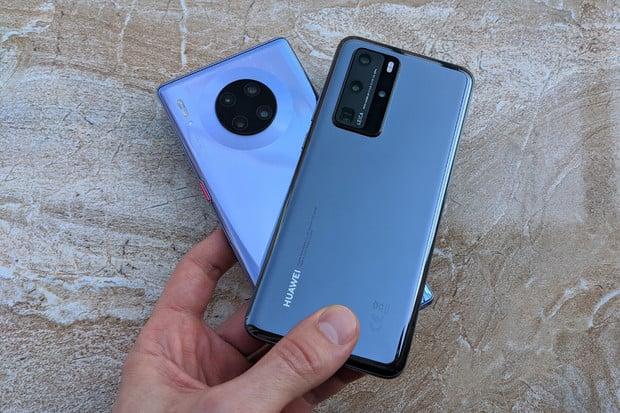 Dojmy z používání EMUI 11 na Huawei P40 Pro+