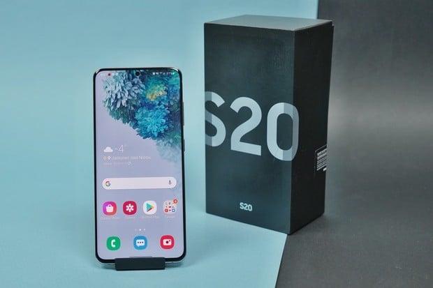 Aktualizace na Android 11 pro Samsung Galaxy S20 dorazila do ČR