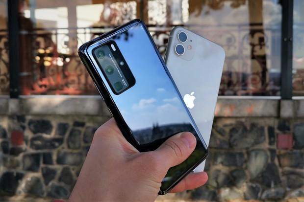 Jak dopadl fotoduel krále DxOMarku? Huawei P40 Pro vs. Apple iPhone 11?