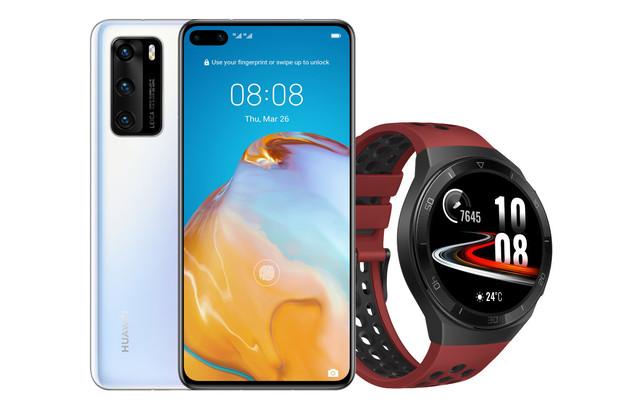 Předobjednejte si Huawei Watch GT 2e a získáte chytrou váhu zdarma