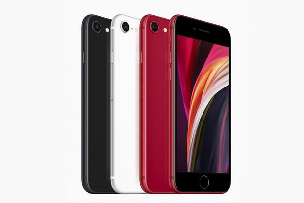 Jaká je výdrž nového iPhonu SE (2020) vporovnání s ostatními iPhony?