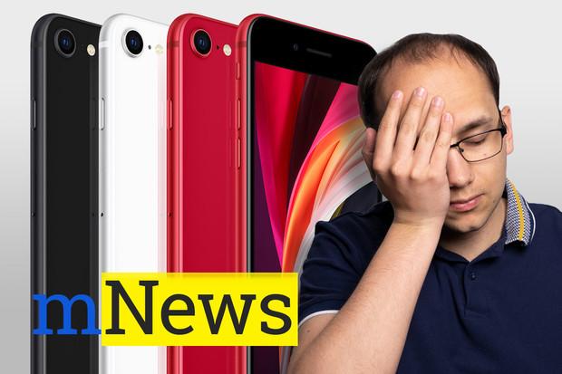 Nový iPhone SE je konečně tu, útočí ale i OnePlus