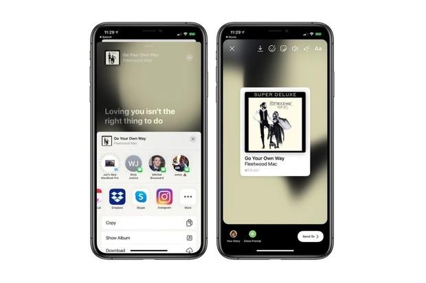 Apple vydává novou betu iOS a iPadOS. Zaujme spoluprací s Instagramem