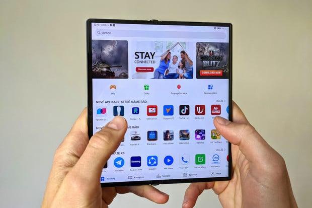 Jak se rozrůstá virtuální obchod AppGallery od Huawei?