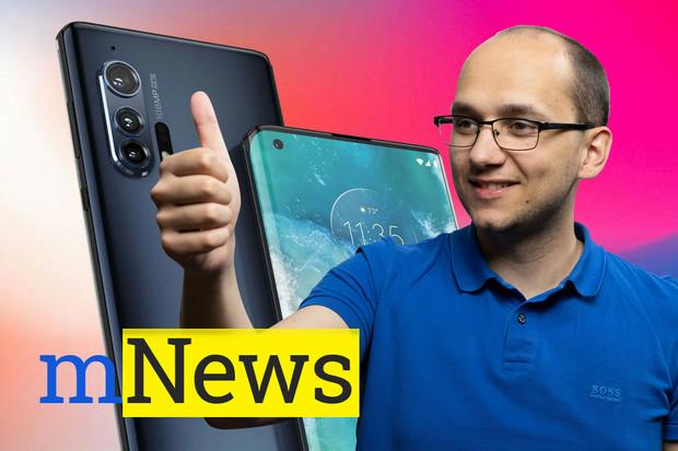 Motorola se vrací do hry a iPhone 12 vystrkuje růžky