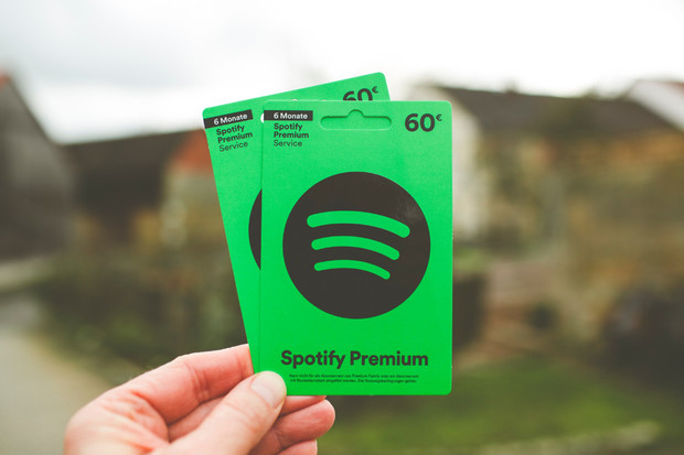 Spotify nově umožňuje vyhledávat skladby podle textu písně