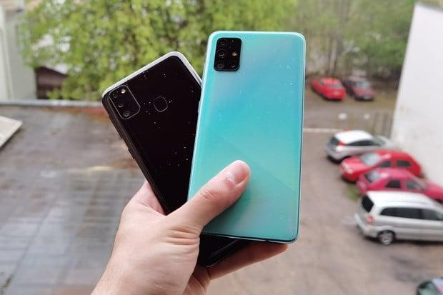 Samsung chystá Galaxy F41 s velkou baterií. Zveřejnil první video