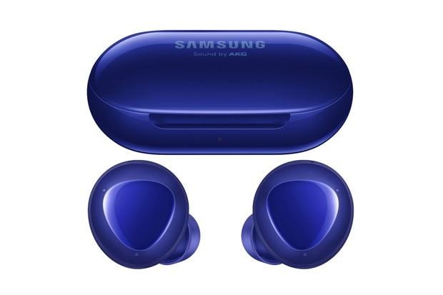 Samsung Galaxy Buds+ získají tmavě modrou barevnou variantu