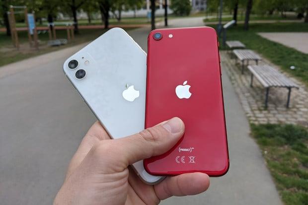 Porovnali jsme fotoaparát iPhonu 11 s novým iPhonem SE (2020). Poznáte rozdíl?