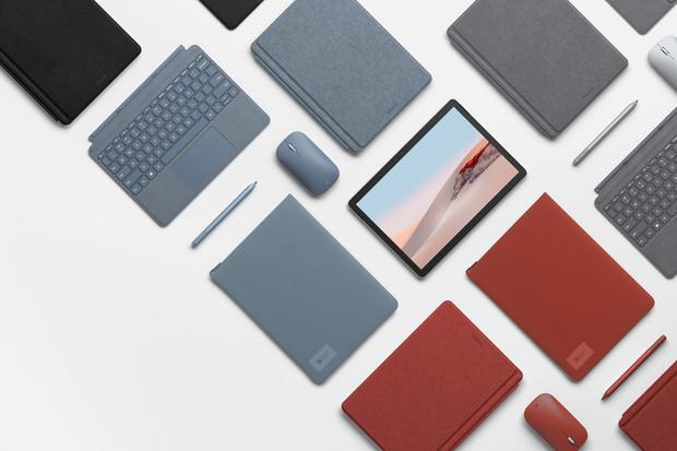 Surface Go 2 zaujme větším displejem ipokročilou kamerkou s Windows Hello