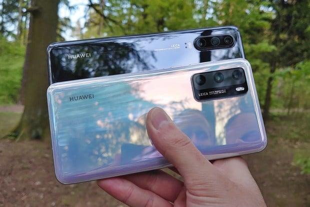 Mezigenerační fotosouboj: Huawei P40 vs. Huawei P30