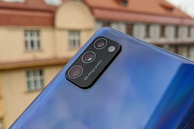Žhavá novinka Samsung Galaxy A41 vredakci. Ptejte se, co vás zajímá