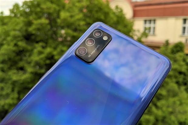 Jak fotí 48Mpx fotoaparát kompaktního Samsungu Galaxy A41?