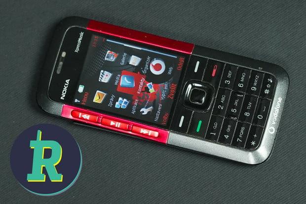 Retro: Nokia 5310 XpressMusic – hudební žiletka