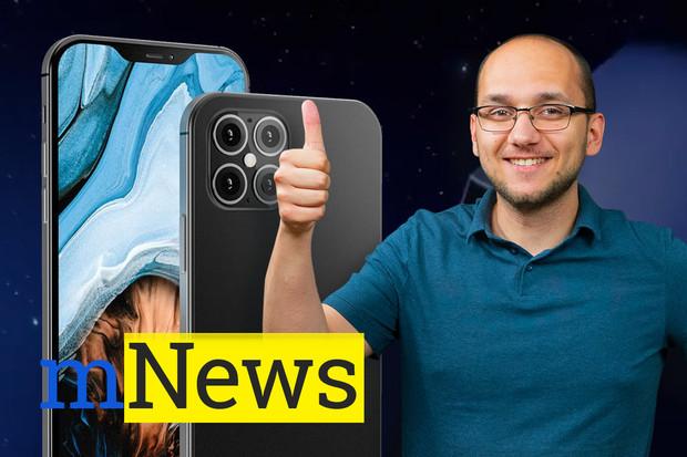 iPhone 12 změní design a Xiaomi Mi 10 končí