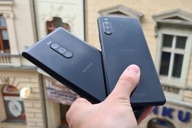 Sony Xperia 10 III potěší teleobjektivem a displejem bez výřezu a průstřelu