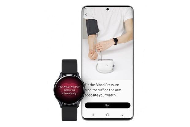 Hodinky od Samsungu už dokáží změřit krevní tlak, v plánu je i EKG