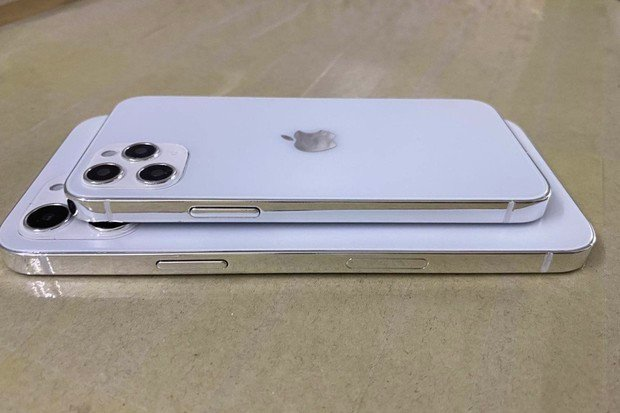 Jak se bude jmenovat nejmenší iPhone 12? Apple se inspiruje u iPadů