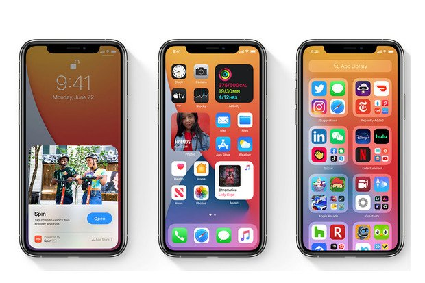 Operační systém iOS 14 uživatele neupozorňuje na příchozí zprávy