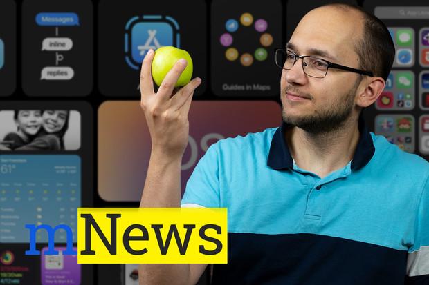 Apple chystá kompaktní iPhone 12 a další novinky