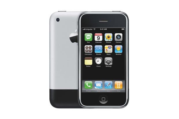 iPhonemánie začala před 13 lety, zahájením prodeje prvního Apple iPhonu