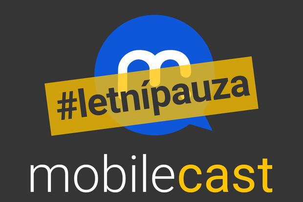 mobilecast si bere #letnípauzu, po prázdninách se vrátíme ve velkém stylu
